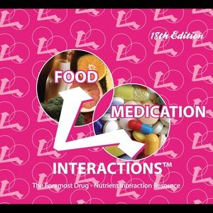 Food and Medication Interactions 18th Edition